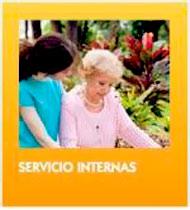 SERVICIO INTERNAS