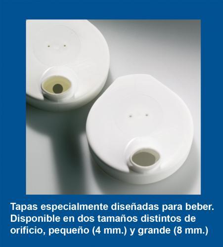 Vaso Ergonómico Con Tapa