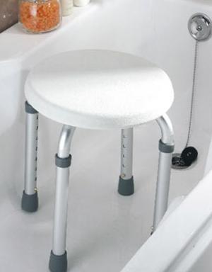 Taburete Baño / Ducha de Aluminio 2