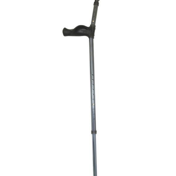Bastón Inglés Anatómico PAR. Peso máx. 135 kg. Una buena adaptación.