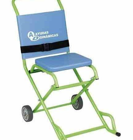 silla para evacuaciones ambulance chair
