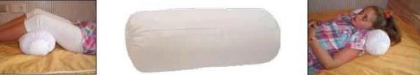 almohada cilíndrica multifuncional - Asister