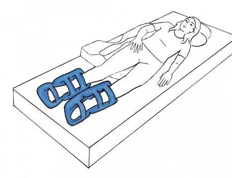 soporte talón viscoelástico - 1