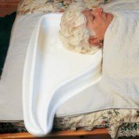 Lavacabezas de Cama, Fabricado en una Solo Pieza