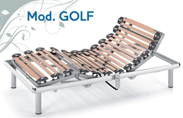 2. Cama articulada Golf