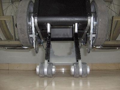 Sube Escaleras para Silla YACK 912 -4