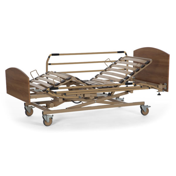 Barandillas Abatibles PAR. 3 Barras. CORTAS Y ESTÁNDAR. Se adaptan a la mayoria de las camas.