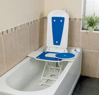 elevador de bañera bathmaster