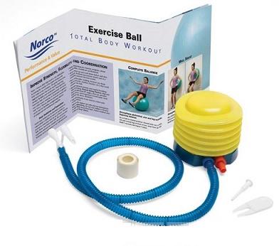 Kit Balones Terapéuticos NORCO