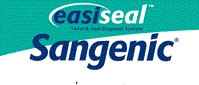 logotipo Sangenic easiseal