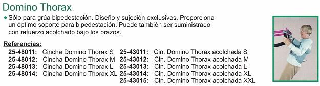 Eslinga Domino Thorax XL