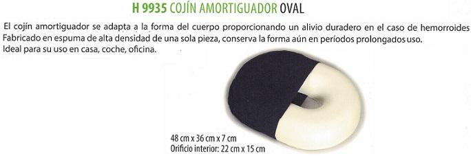 Cojín Amortiguador RING CUSHION