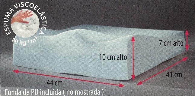 almohada posicionador