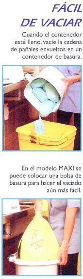 SANGENIC MAXI Easyseal