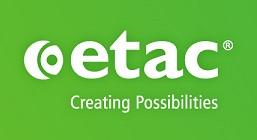 logotipo ETAC Creating Possibilities