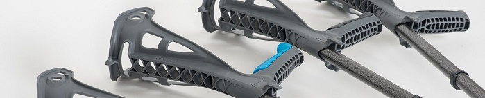 Muletas ACCESS SAFEWALK FDI. PAR o UD. Material de alta resistencia y calidad.