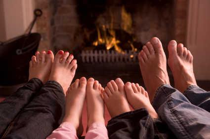 pies calientes o calcetines para dormir