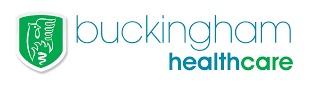 logotipo Buckingham healthcare