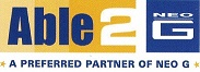 logotipo able2 Asister