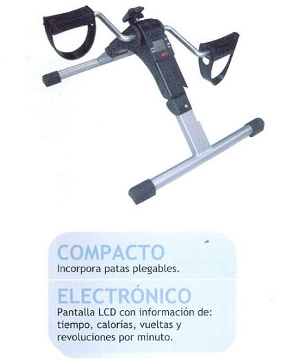 descripción bicicleta de erjercicio