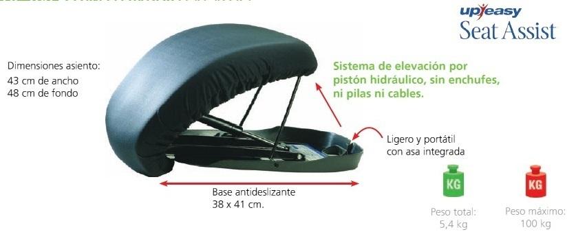 Cojín Elevador SEAT ASIST
