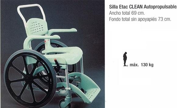 silla de ducha CLEAN