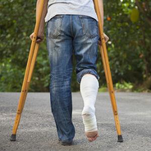 lesiones del pie y del tobillo
