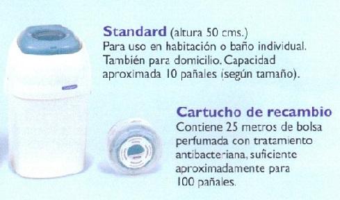 Cartucho De Recambio SANGENIC EASYSEAL