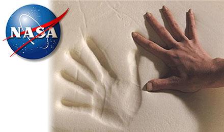 NASA y Viscoelástico