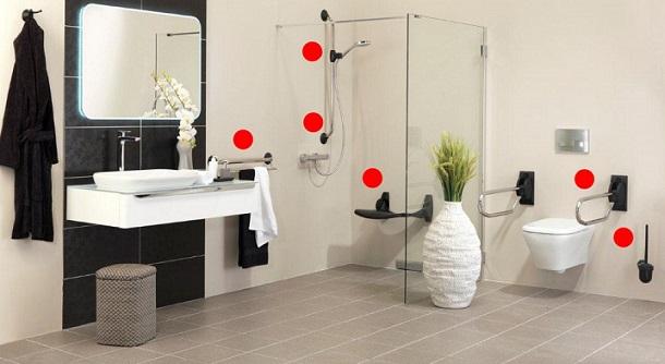 adaptar el baño