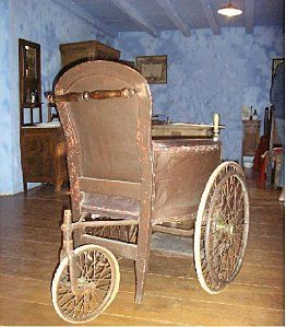 historia sillas movilidad