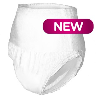 Pants Pañales Para Adultos Pants Fit & Feel. Modelo PLUS-BOLSA. Súper suave. Se ajusta al cuerpo.