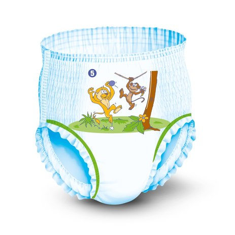 Pants Infantiles BRAQUITA FREELIFE Lycra Maxi