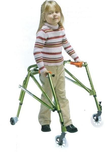 Andador Posterior NIMBO. MODELOS: Infantil, Jr., Juvenil, Juvenil Adulto.
