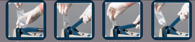 Machacando medicamentos SILENT KNIGHT. Utilización sencilla, compacto y práctico.