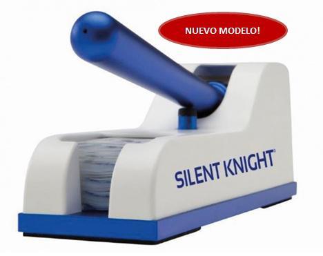 Trituradores SILENT KNIGHT. Utilización sencilla, compacto y práctico.