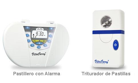 Pill Box con aviso electrónico es un producto revolucionario