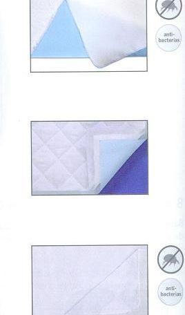 Empapador DRY ECO Con Alas PVC