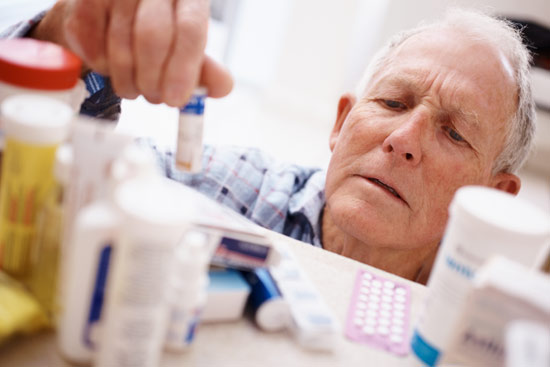 medicamentos en adultos mayores Asister
