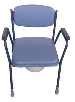 silla con inodoro de habitación