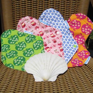 Compresa Absorbente Textil REUTILIZABLE. Ecológica de fibra natural.