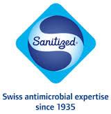 logotipo Sanitized