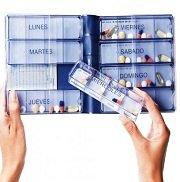 Organizadores, Trituradores y Toma de Medicamentos