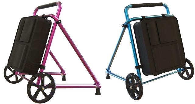 andadores de colores de Indesmed