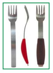 tenedores orniman