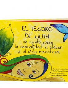 PACK ADOLESCENTES. Libro El Tesoro De LILITH + Naturcup. Disfrutar de una menstruación consciente. respetuosa y saludable.