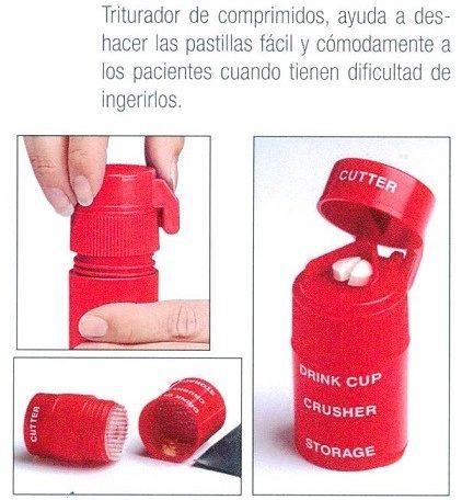 Triturador de Pastillas Ultrafino