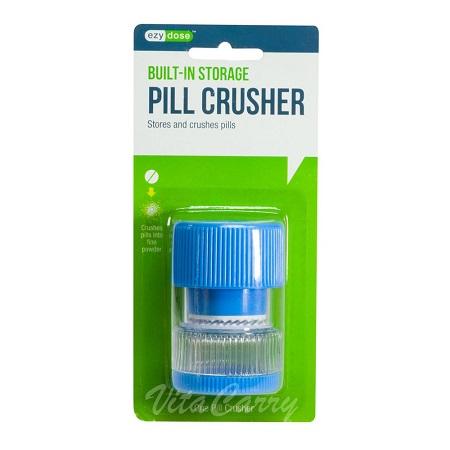 Embalaje triturador de pastillas