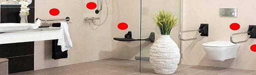 Accesorios de WC y Baño / Ducha