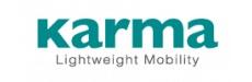 logotipo karma